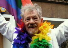 Sir Ian McKellen's Pride in Ageing program is a model for how to help LGBTQ seniors