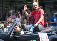 Pride in Pictures 2013: Pride & pro sports