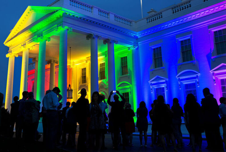 Pictures of Pride 2015: Same-sex marriage