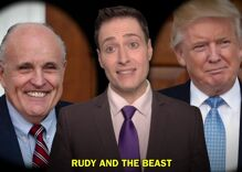Randy Rainbow's 'Rudy & the Beast' parody will leave you shrieking with laughter