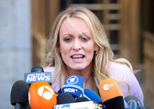 Stormy Daniels clapped back at Roseanne Barr so hard Trump's Russian pals could hear it