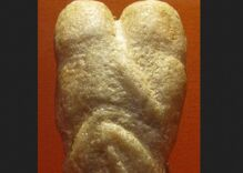 Does this 11,000-year-old sculpture depict gay sex?