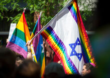 Israeli gay parents have to identify a 'mother' and 'father' of the relationship to receive day care