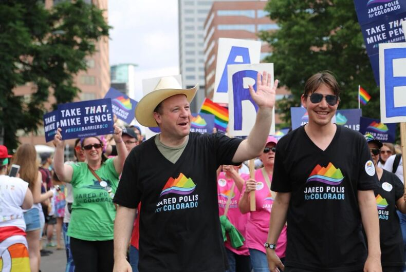 LGBTQ rights could get a big boost from Democratic wins in governor races