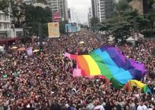 São Paulo just hosted the world's biggest Pride parade in history