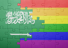 Why are friendly companies going to a conference in anti-LGBTQ Saudi Arabia?