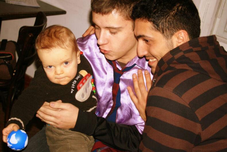 gay parents child