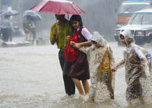 A deadly storm: Trapped children, international relations, & Monsoon Trump