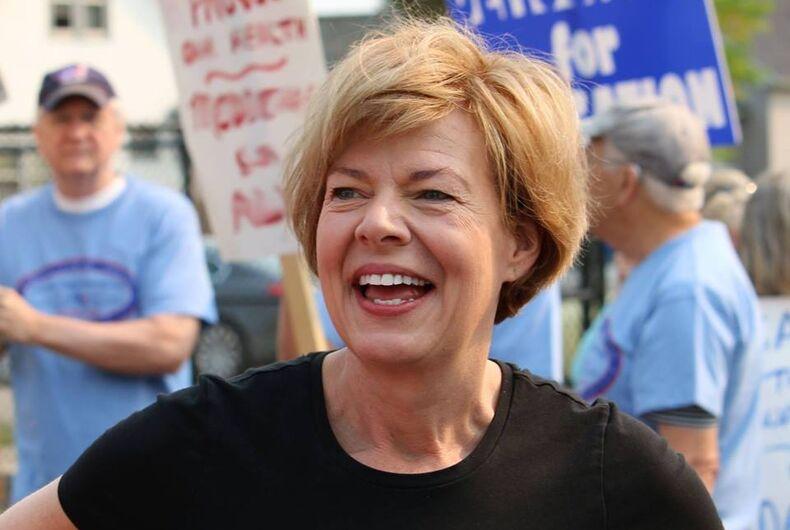 Tammy Baldwin's Senate seat isn't nearly as safe as Democrats seem to think