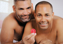Condoms used 100% of the time prevent 91% of HIV transmission