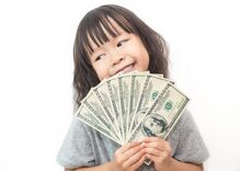 Boys get more than twice as much as girls in allowance