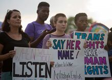 Deadnaming: 74 of 85 trans murder cases filed using wrong names, genders