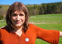 Exclusive: America's first trans candidate for governor talks about hope… & death threats