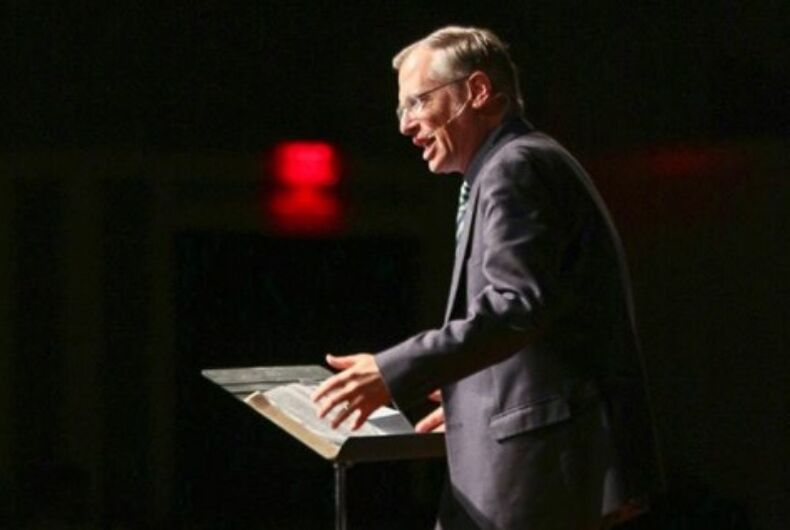 'Execute the Gays' pastor blames California wildfires on homosexual superpowers