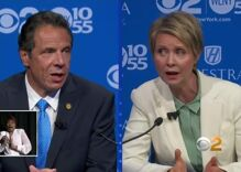 Cynthia Nixon did well in a debate with Andrew Cuomo, but it's probably not enough