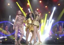 Watch these three boys in drag slay the judges & win a prestigious singing competition