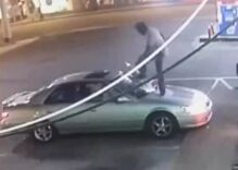 A man destroyed a lesbian's car & attacked her after she rejected him