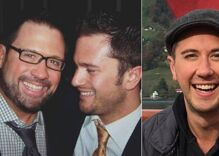 This famous gay couple was married by Ruth Bader Ginsburg. Now they're accused of rape.