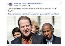 Colorado Republican Party calls Jewish, gay politician a 'Brownshirt' Nazi
