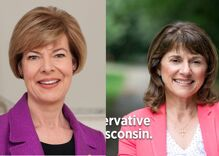 Out Senator Tammy Baldwin will face an anti-LGBTQ radical this fall