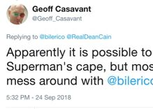 Gay journalist calls out Superman for being a bad LGBTQ ally in an epic Twitter feud
