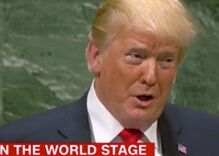 UN delegates just laughed in Trump's face as he made wild claims during his speech