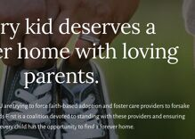 Christians launch deceptive social media campaign targeting gay parents