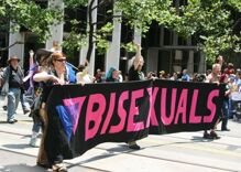What's it like to be visibly bisexual? It's others constantly telling you who you are
