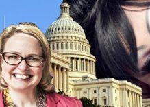 A Republican congressman is threatening his opponent over a drag queen fundraiser
