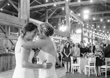 These two Olympic hockey rivals just got married