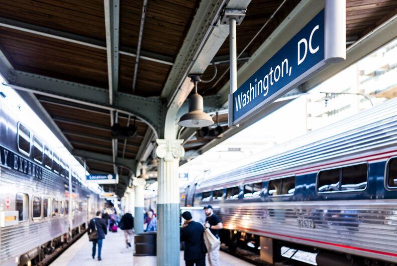 Union Station in Washington, DC