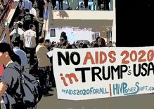 An international AIDS conference is coming to San Francisco & people with HIV are pissed off