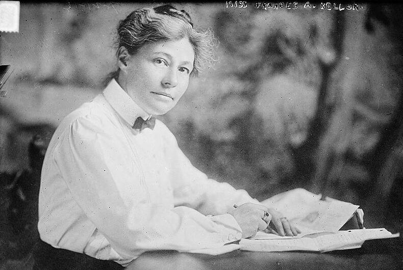 Frances Kellor