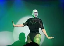 Voldemort is a 'dangerous woman' in one of the most amazing drag performances you'll ever see