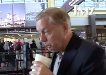 Conservatives can't stop talking about Lindsey Graham's latest gay controversy