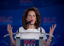 Is Trump about to name Michele Bachmann the next UN ambassador?