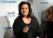 Rosie O'Donnell got engaged to a police officer