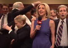 SNL savaged Kavanaugh & Senate Republicans last night. They deserve it.