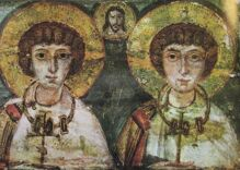 Meet the gay lovers who became Christian martyrs