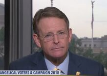 Christian hate group leader Tony Perkins got his butt handed to him on live TV