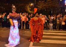 DC Mayor will pay for 100 drag queens to run a footrace through city streets