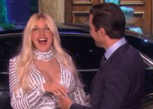 Ellen's scary (& hilarious) Halloween costume? A straight woman on 'The Bachelor'