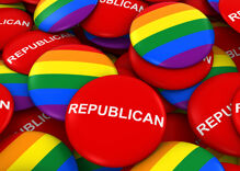 Log Cabin Republicans somehow found a few congressional candidates to endorse
