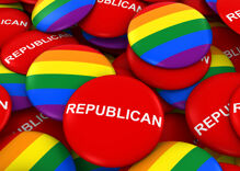 """Gay Republican accuses Democrats of supporting """"Sharia Law"""" & beheading gays"""