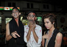 The popularity of Halloween in America is due to gay culture