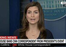 CNN's White House reporter apologizes for anti-LGBTQ tweets