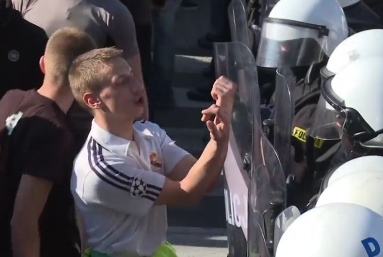 lublin-protester