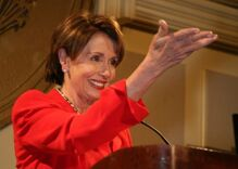 Nancy Pelosi says that the Equality Act will be a top priority for Democrats