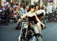 Dykes on Bikes: A moment on a motorcycle turned into a pride tradition