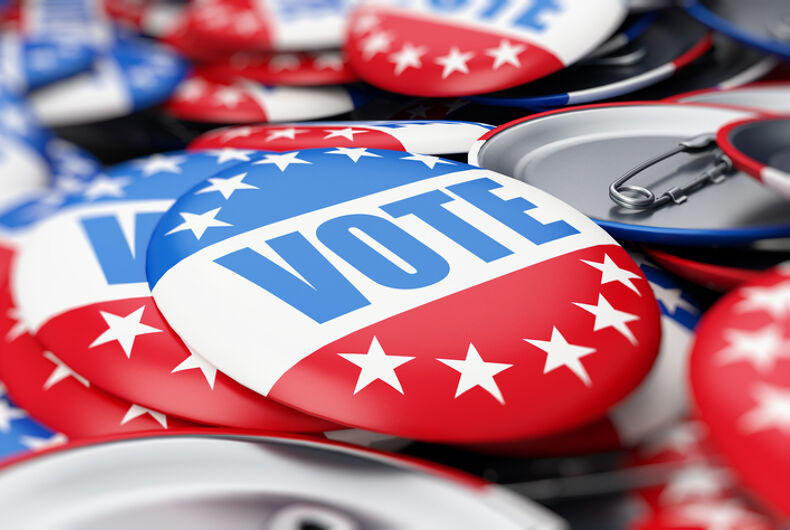 How late (and where) can I vote today?